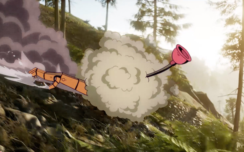 VIgnette 3 film 3 GHOST RECON BREAKPOINT
